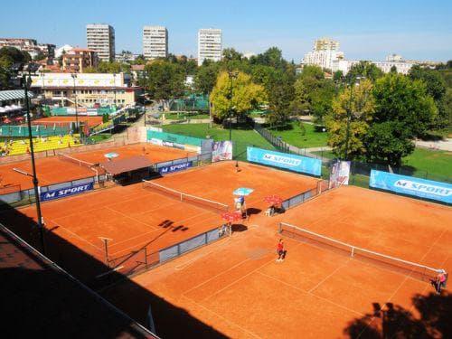 Тенис клуб Изида