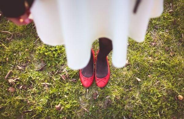 Тесни обувки