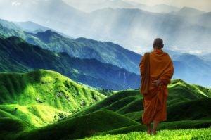 Тибетски монах