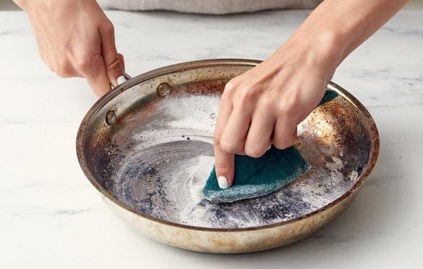 Почистване със сода