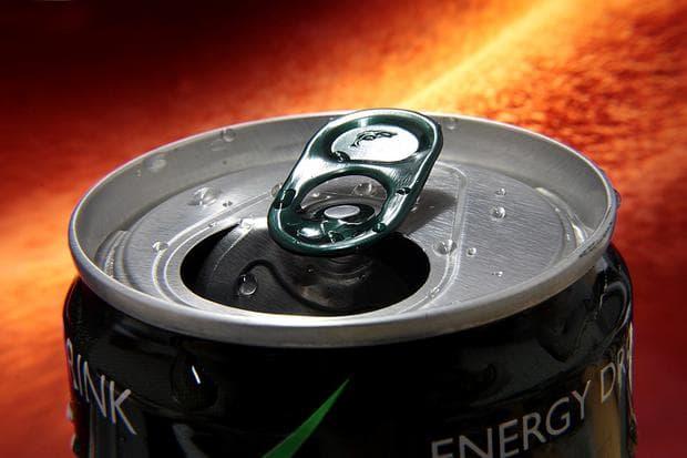 енергийна напитка
