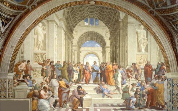 Картината на Рафаел