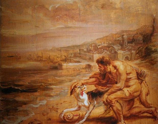 Херкулес и кучето
