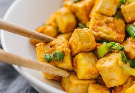 тофу хапки