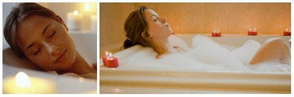 Топли вани при безсъние