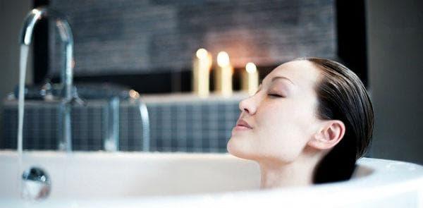 Топли вани за подсилване на имунитета