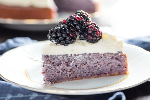 торта с къпини