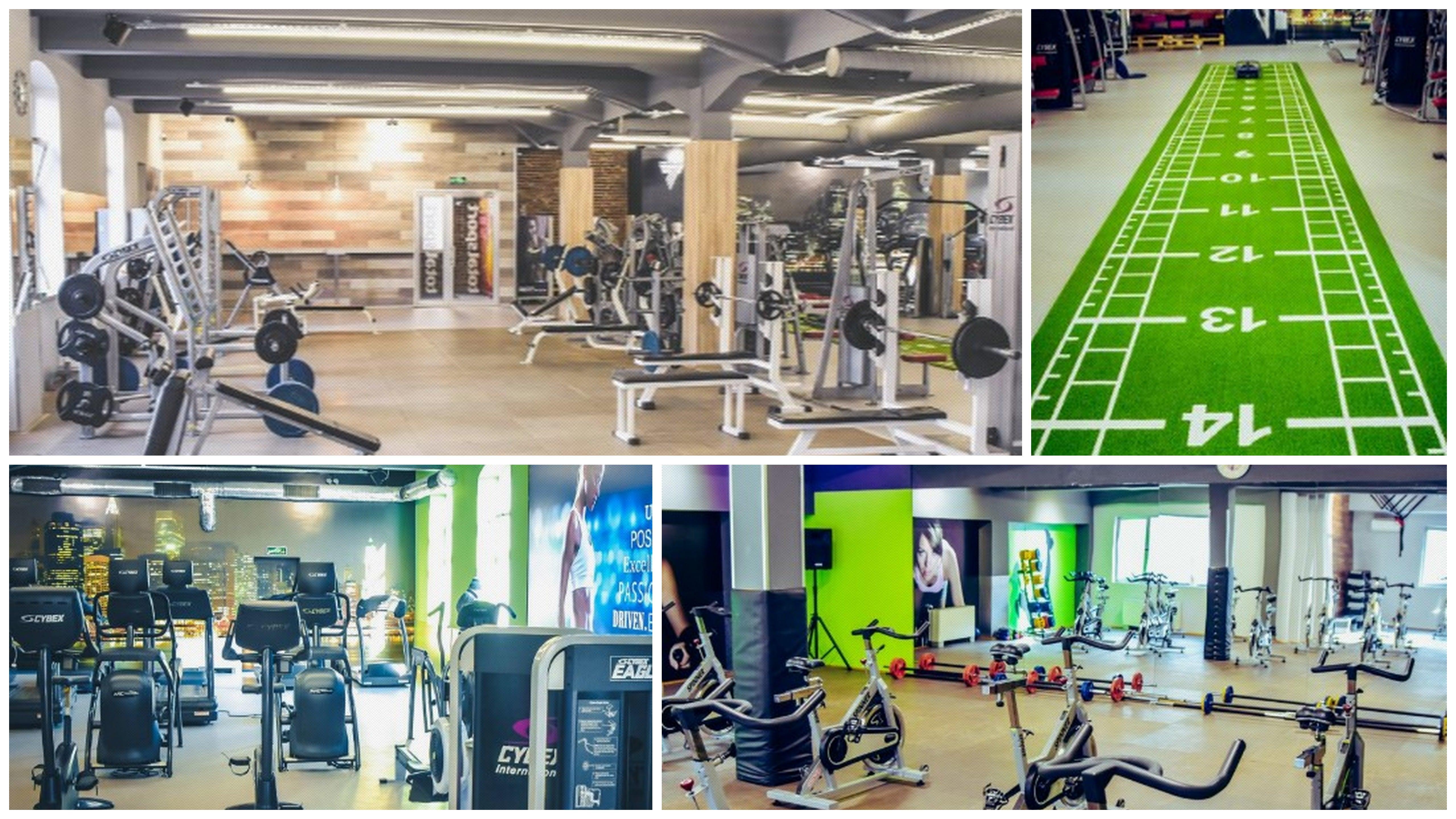 Спортен център Тотал спорт, гр. Пловдив