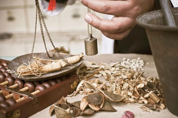 Традиционна китайска медицина