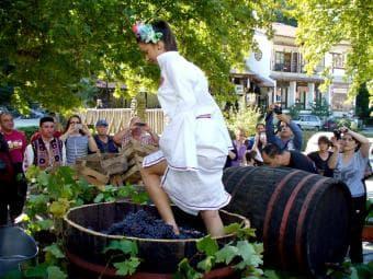 традиция с грозде