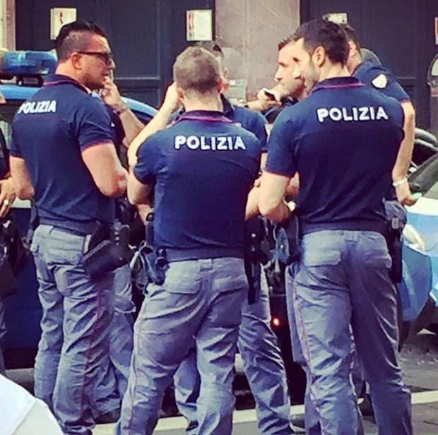 фалшиви полицаи