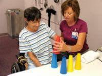 Трудова терапия - целеви групи
