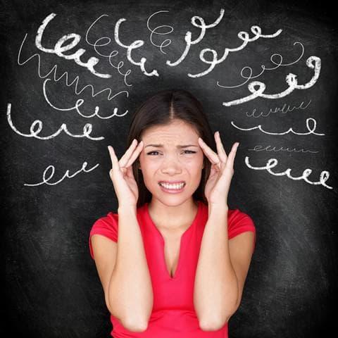 тученица и мозъчна дейност