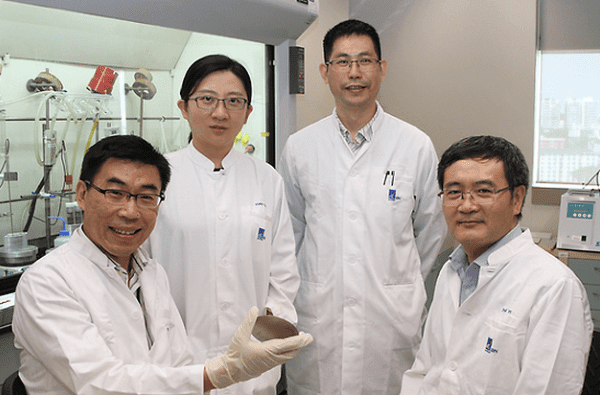 Изследователите от Института по биоинженерство и нанотехнологии изобретили покритието, което може да дезинфекцира често докосвани повърхности.
