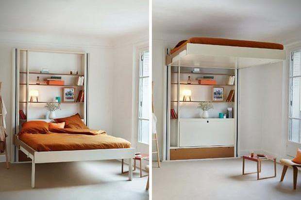 легло асансьор