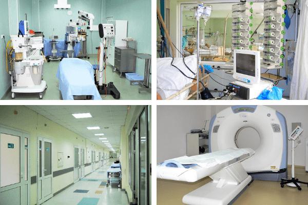 Университетска многопрофилна болница за активно лечение Царица Йоанна - ИСУЛ