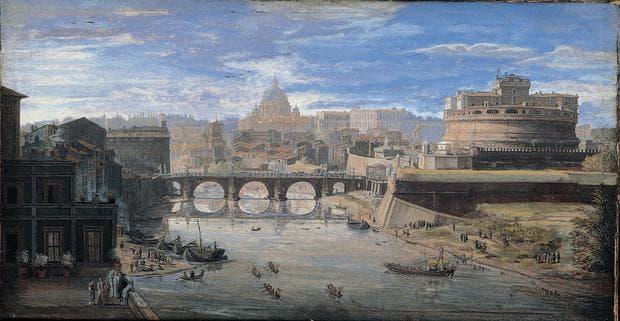 Рим през 17-ти век