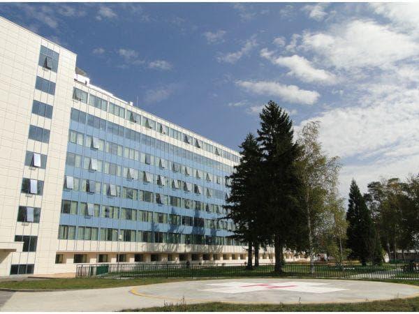 сграда болница