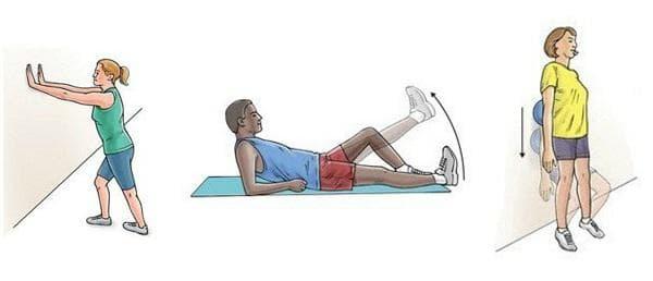 Упражнения 3, 4 и 5