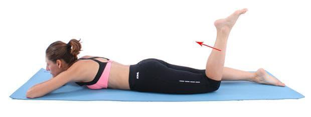 сгъване на коляно