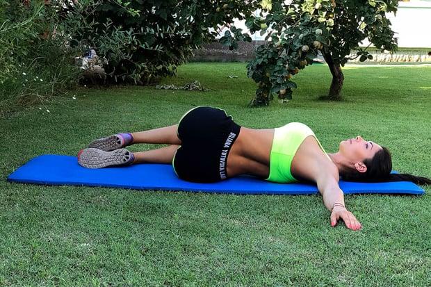 Упражнение при дискова херния 2
