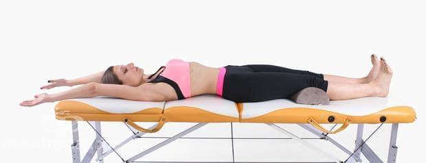 упражнение при радикулит и болки в кръста 12