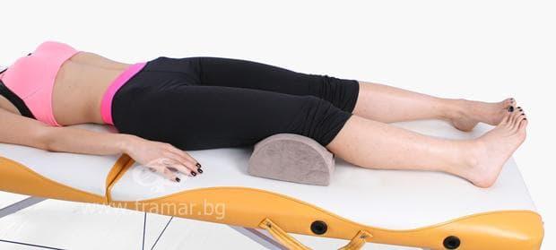 упражнение при радикулит и болки в кръста 3