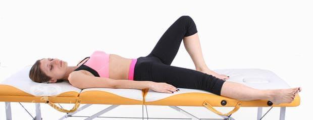 упражнение при радикулит и болки в кръста 6