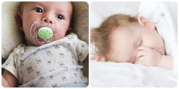 Успокояване на бебето