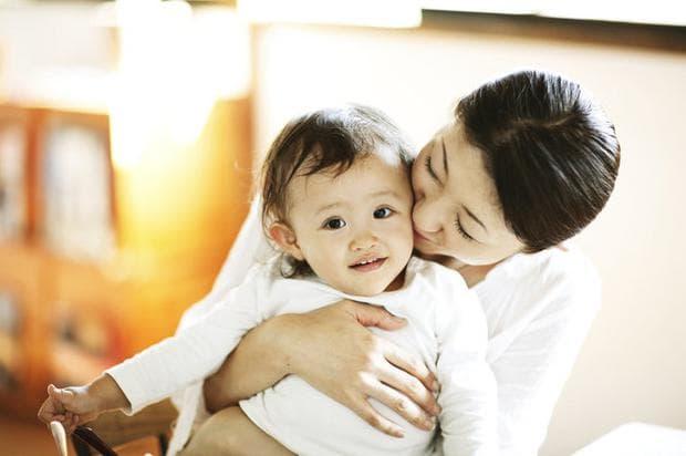 Увеличете контактите си с детето през деня