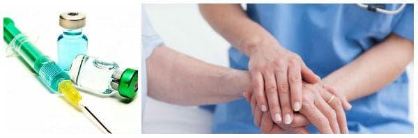Ваксината против морбили намалява риска от усложнения