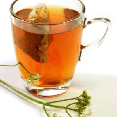 чай валериана