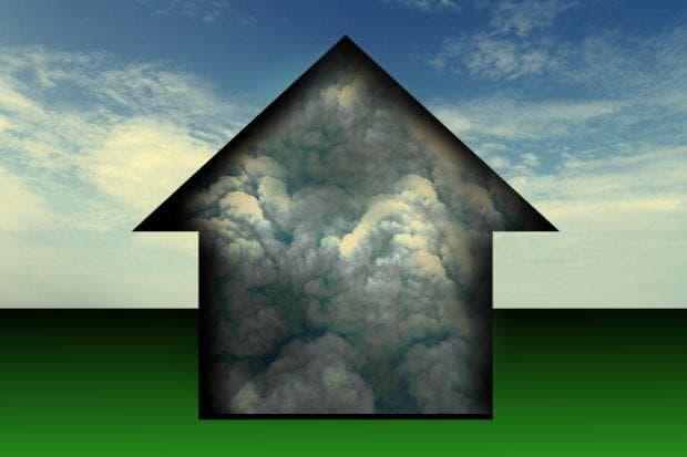 Мръсен въздух у дома