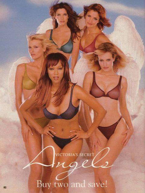 реклама на Victoria's Secret