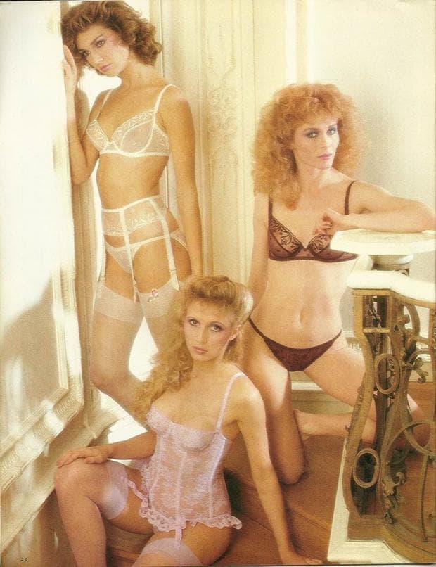 Едни от първите снимки на Victoria's Secret