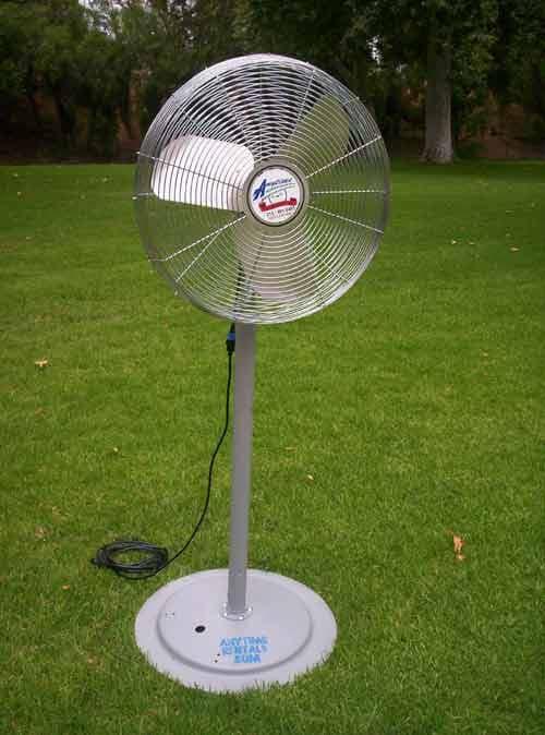 Вентилатор срещу комари