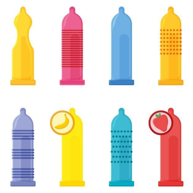Видове презервативи