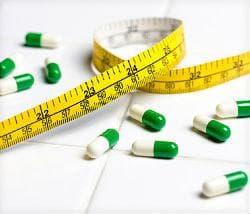 Видове апетит потискащи лекарства