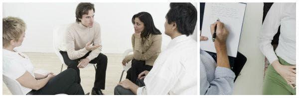 Видове психотерапия