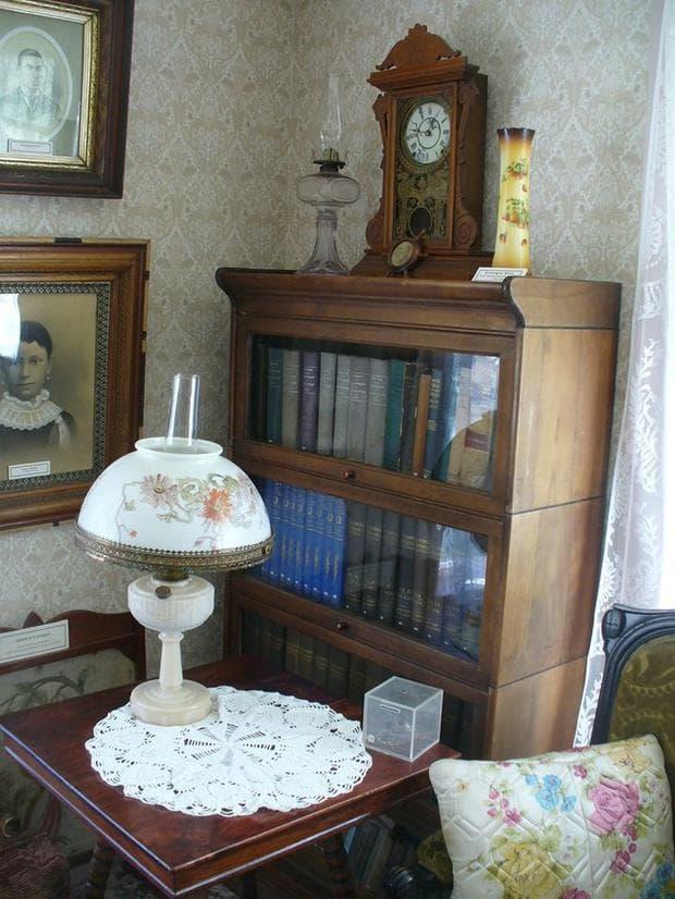 дом във викториански стил
