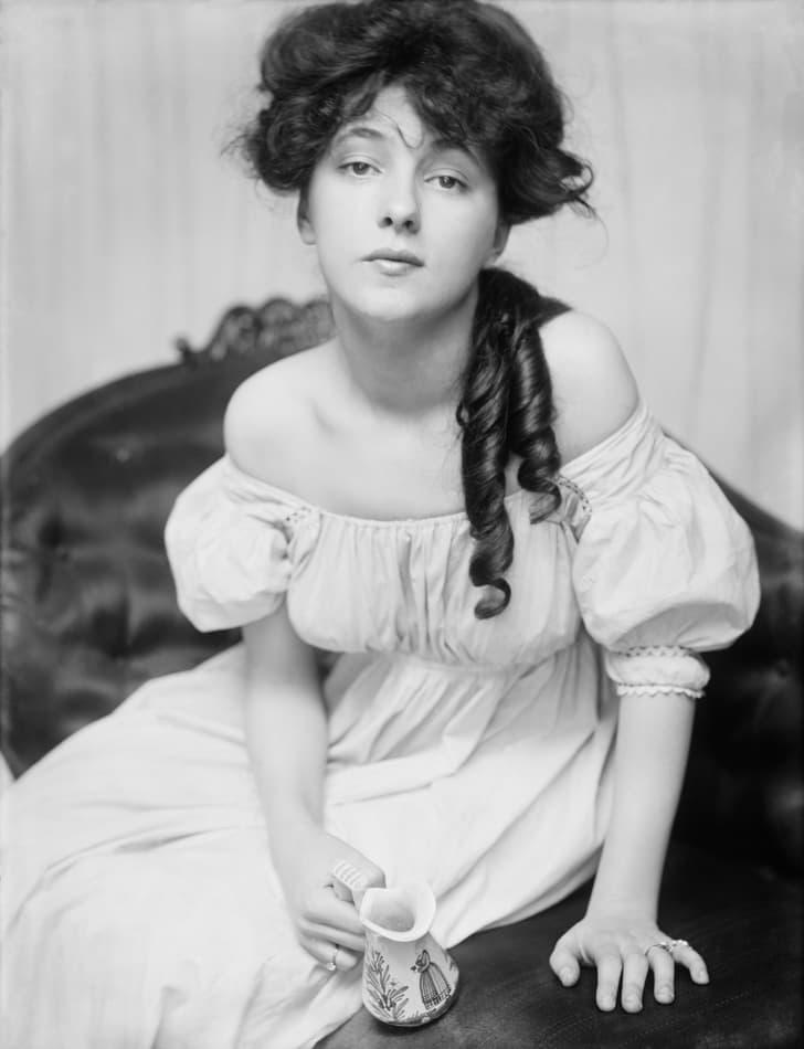 викторианска дама