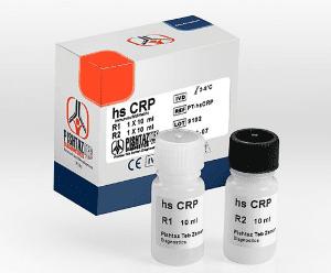 Високочувствителен С-реактивен протеин тест
