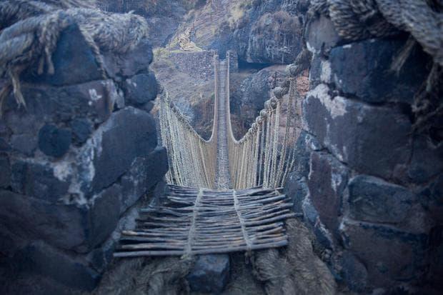 Мостът Кесвачака
