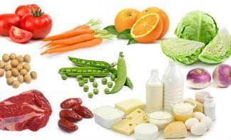 Хранителни източници на витамин А