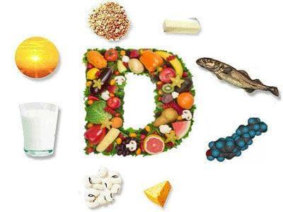 Дефицит на витамин Д