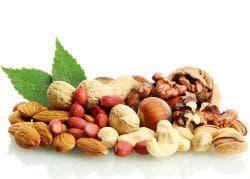 Витамин Е - хранителни източници