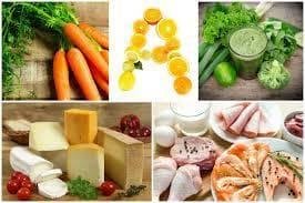 Източници на витамин А