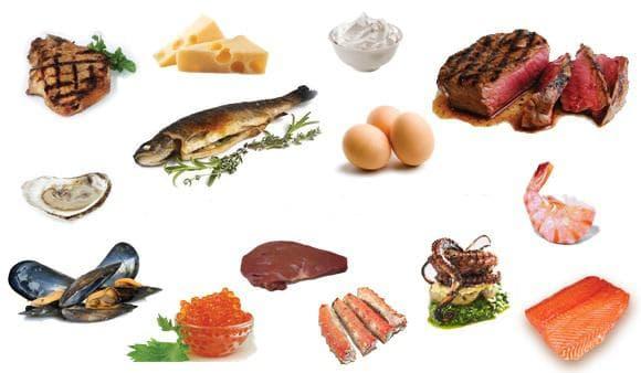 Храни, богати на витамин В12