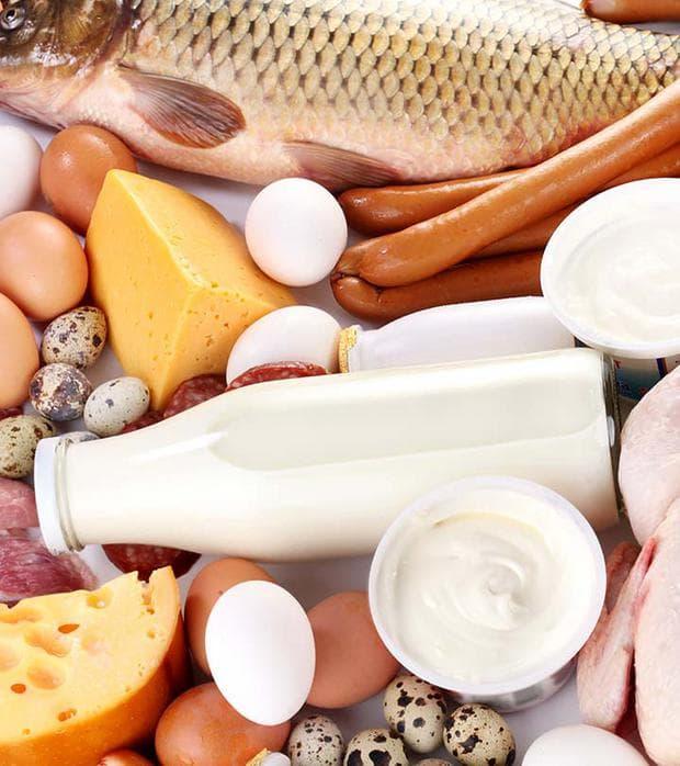 Храни, богати на витамин В6