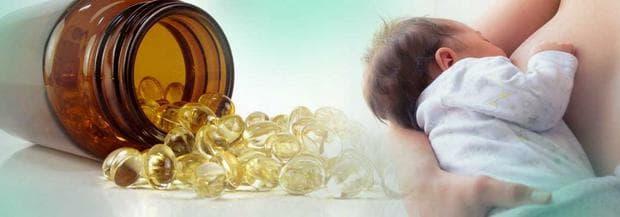 Кърмене и витамин D